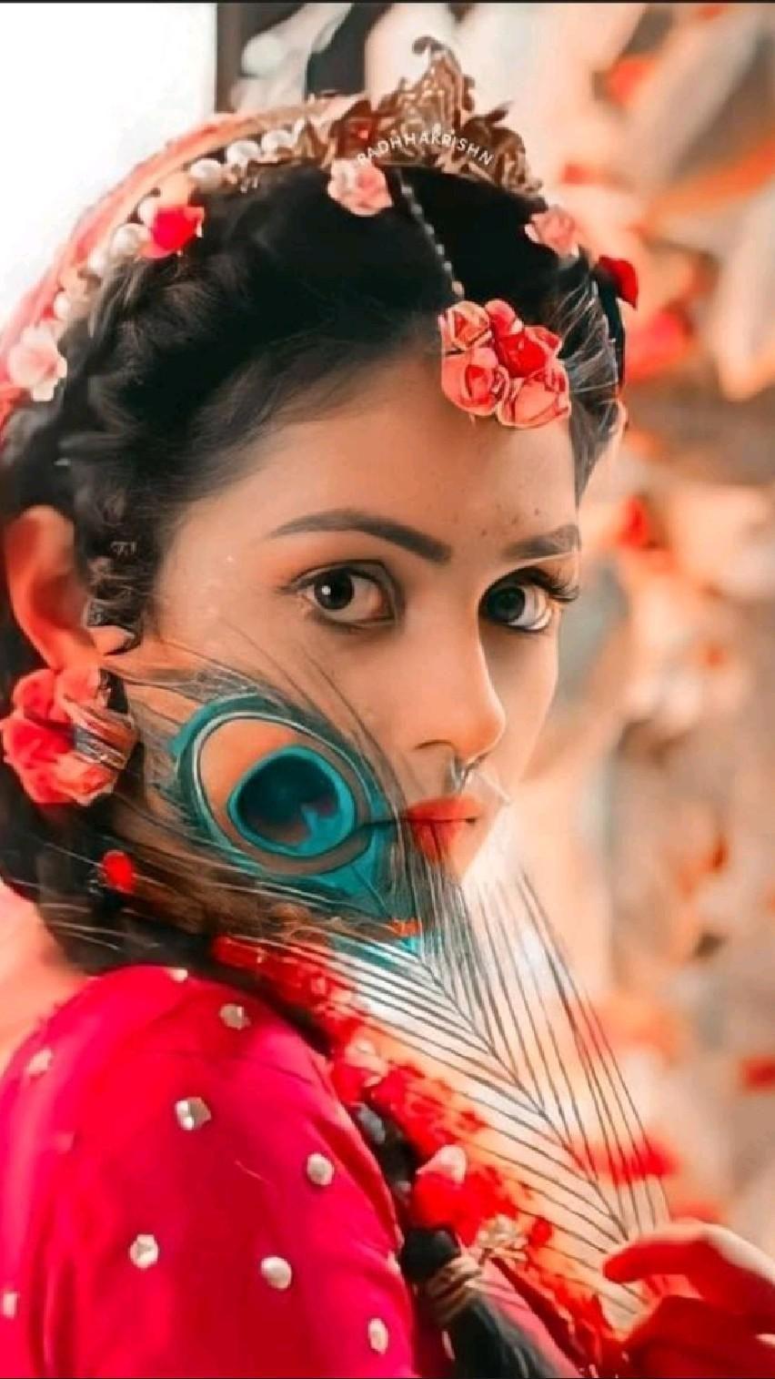 cute radha wallpaper Cute mallika Singh❤️❤️
