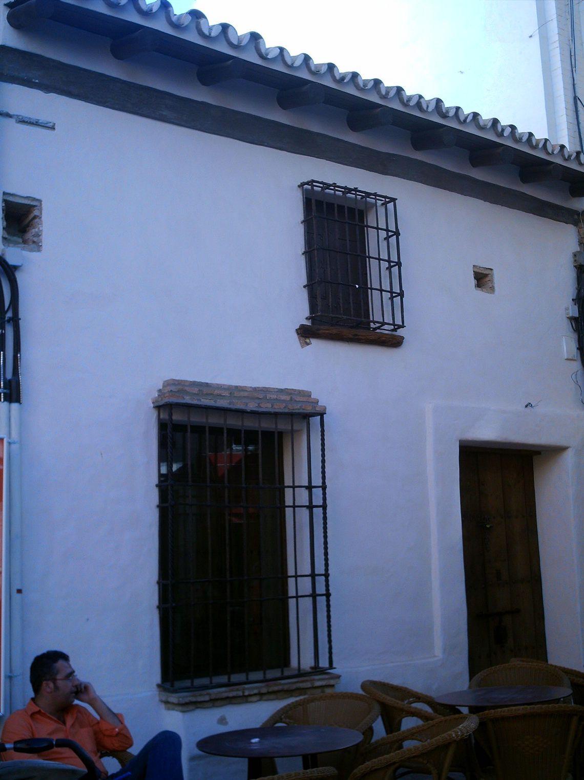 Resultado de imagen de fachada casa andaluza haciedna for Fotos de fachadas de casas andaluzas