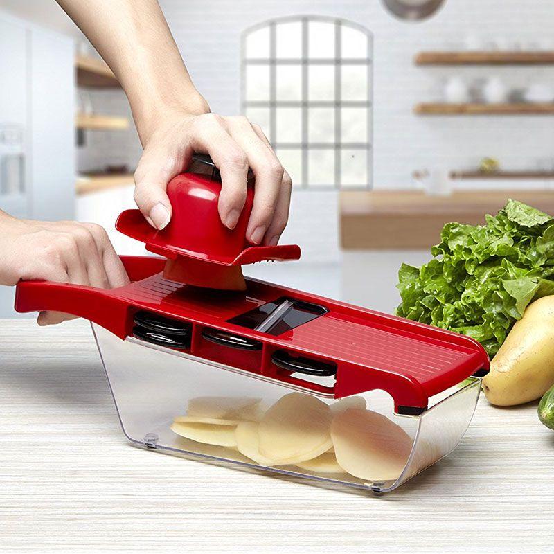 Stainless Steel Vegetable Grater Peeler Cutter Potato Carrot Fruit Slicer tools