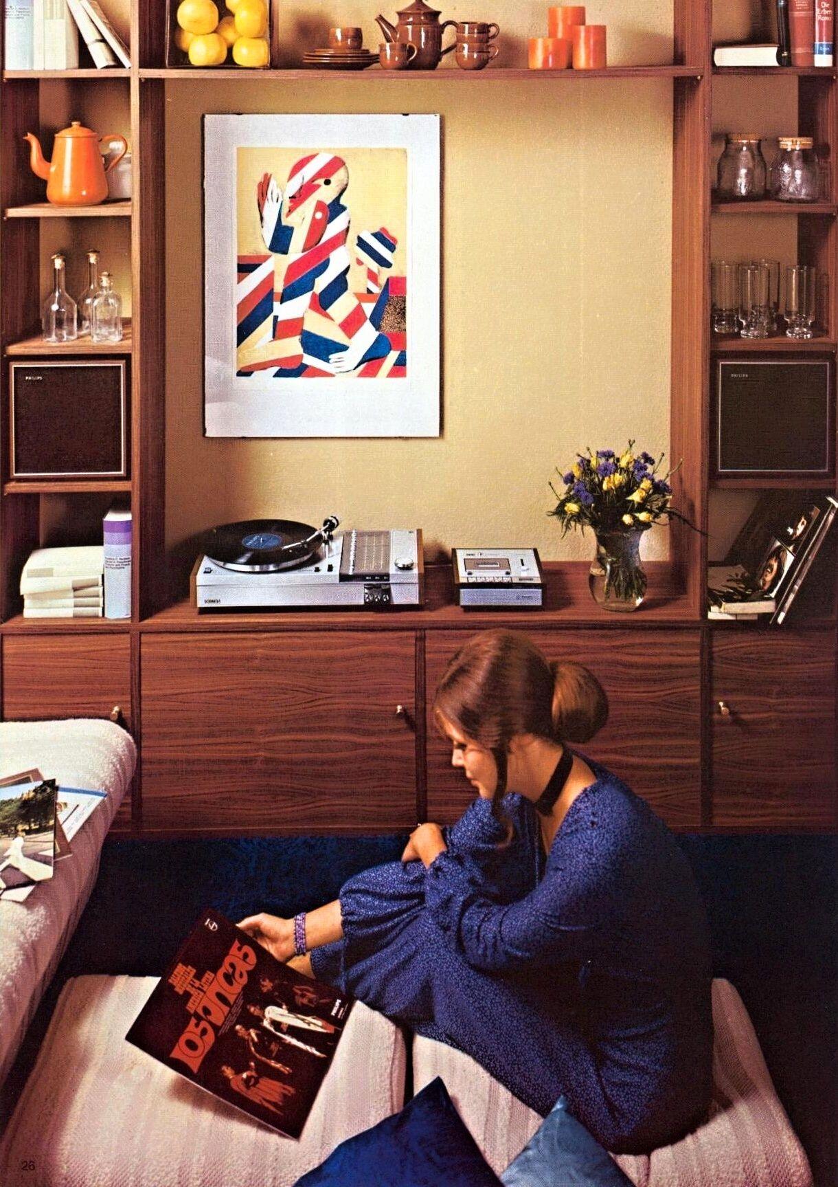 Furniture 1970s Bedroom Girls
