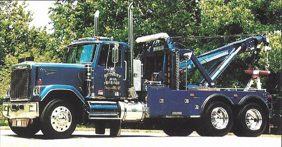 Petroff Towing Caseyville Il Gmc General W Kemp Holmes Conversion Unit Towing Tow Truck Trucks