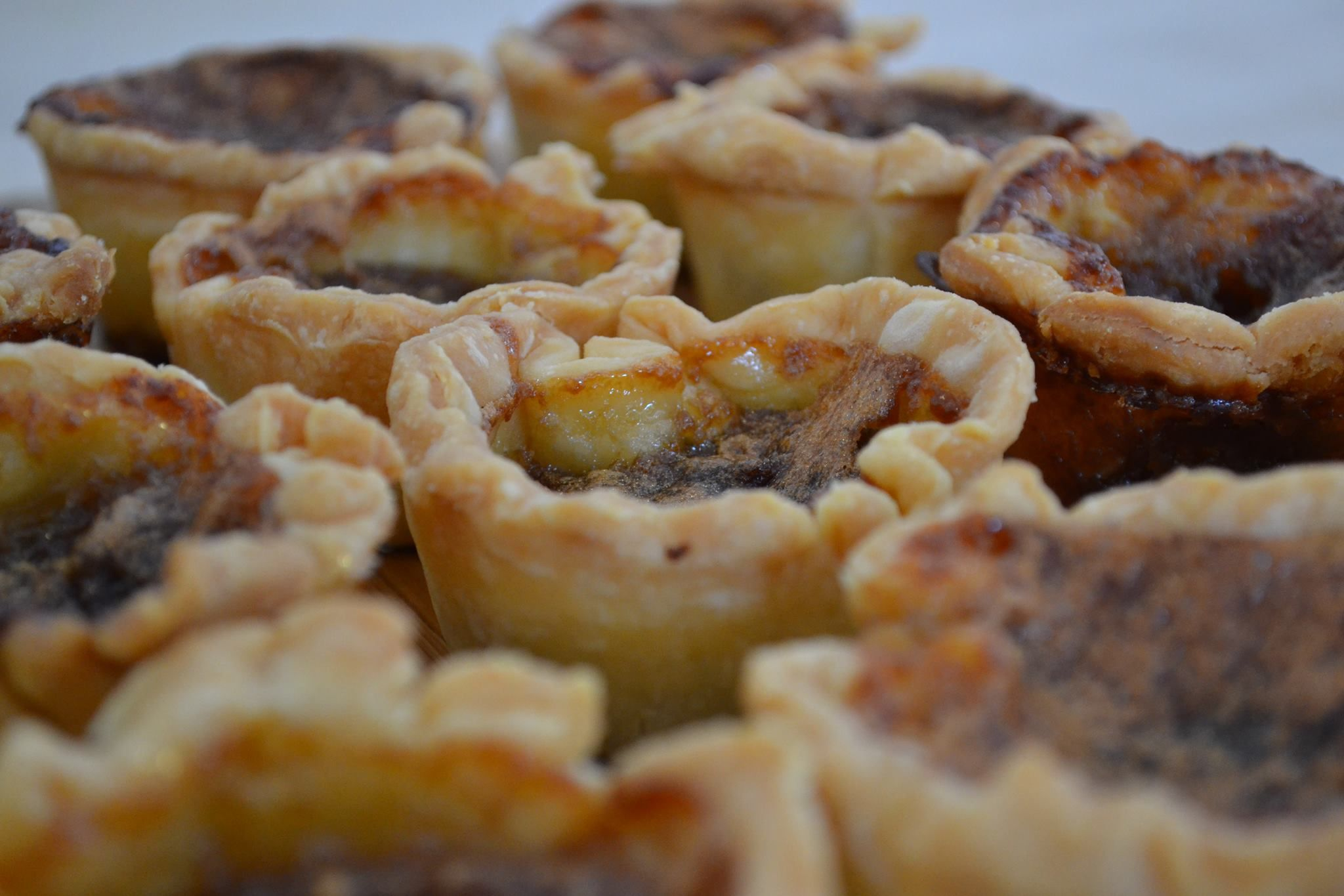 13th Bakery legendary Buttertarts. Stop in and try one