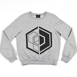 SALE - Dimensions Festival 2013 Jumper Grey/Black