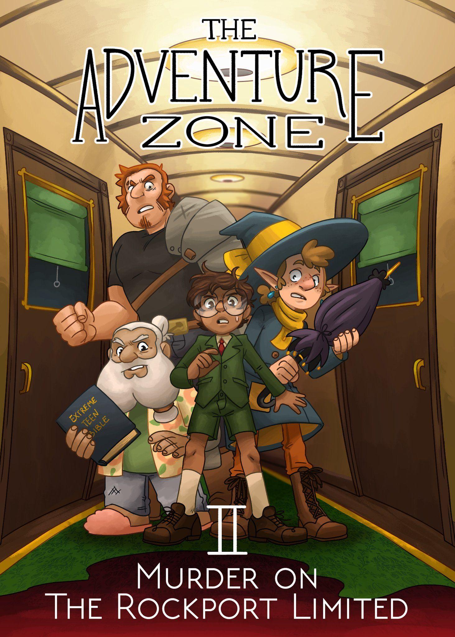 holiday kiana on adventure zone fanart pinterest the