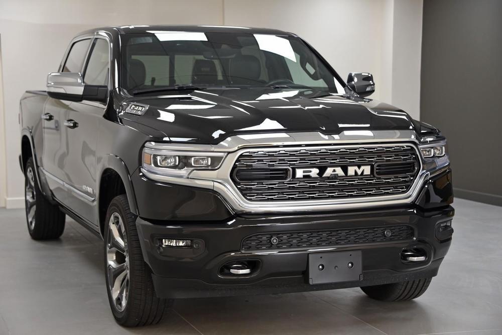 Latest Dodge Ram 2019 Ram 1500 Limited Update With 35 12 5 24 Tires And Wheels 47598 Winslow In July 2018 We Ju Dodge Trucks Ram 2019 Ram 1500 Dodge Ram