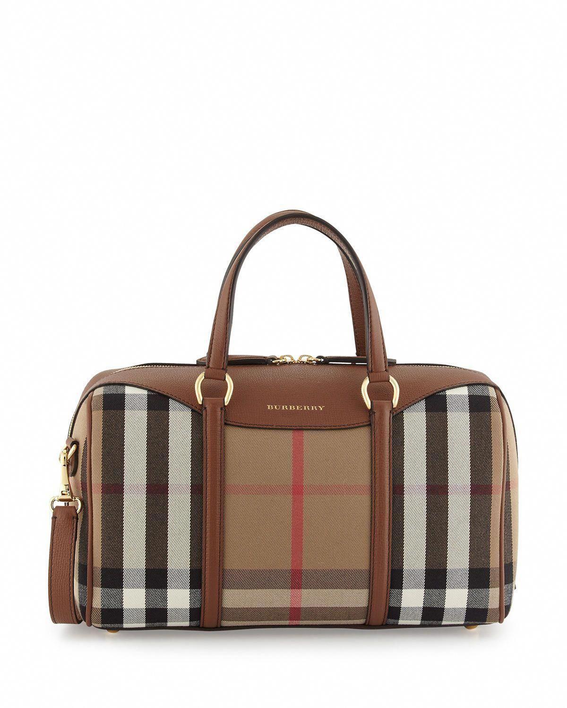 4998332bd249 Alchester House Check Medium Derby Satchel Bag