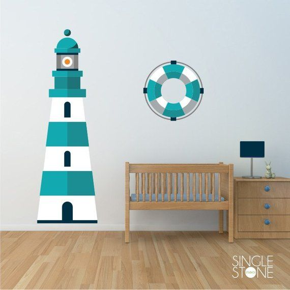 Lighthouse Wall Decor