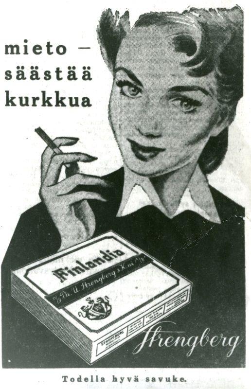 Finlandia-savuke