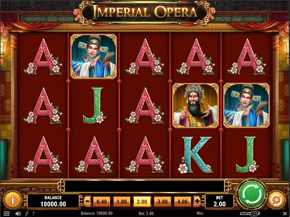 Казино онлайн империал про казино новости