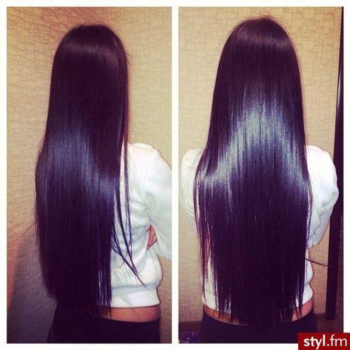 long straight hair tumblr - Recherche Google | Dream hair ...