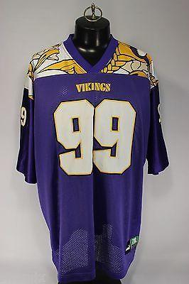 517b478da NFL Minnesota Vikings  99 Puma Teamwear Football Jersey