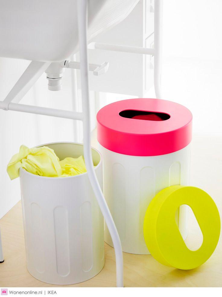 Kom jij 's ochtends ook altijd tijd tekort? Dan biedt de nieuwe SPRUTT collectie van IKEA uitkomst. #IKEA #badkamer #wonen