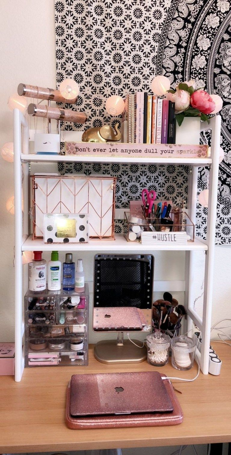 67 Cheap Cute Dorm Room Decorating Ideas on A Budget #dormroom #cutedormroom #dormroomideas | digitalhiten.com #collegedormroomideas