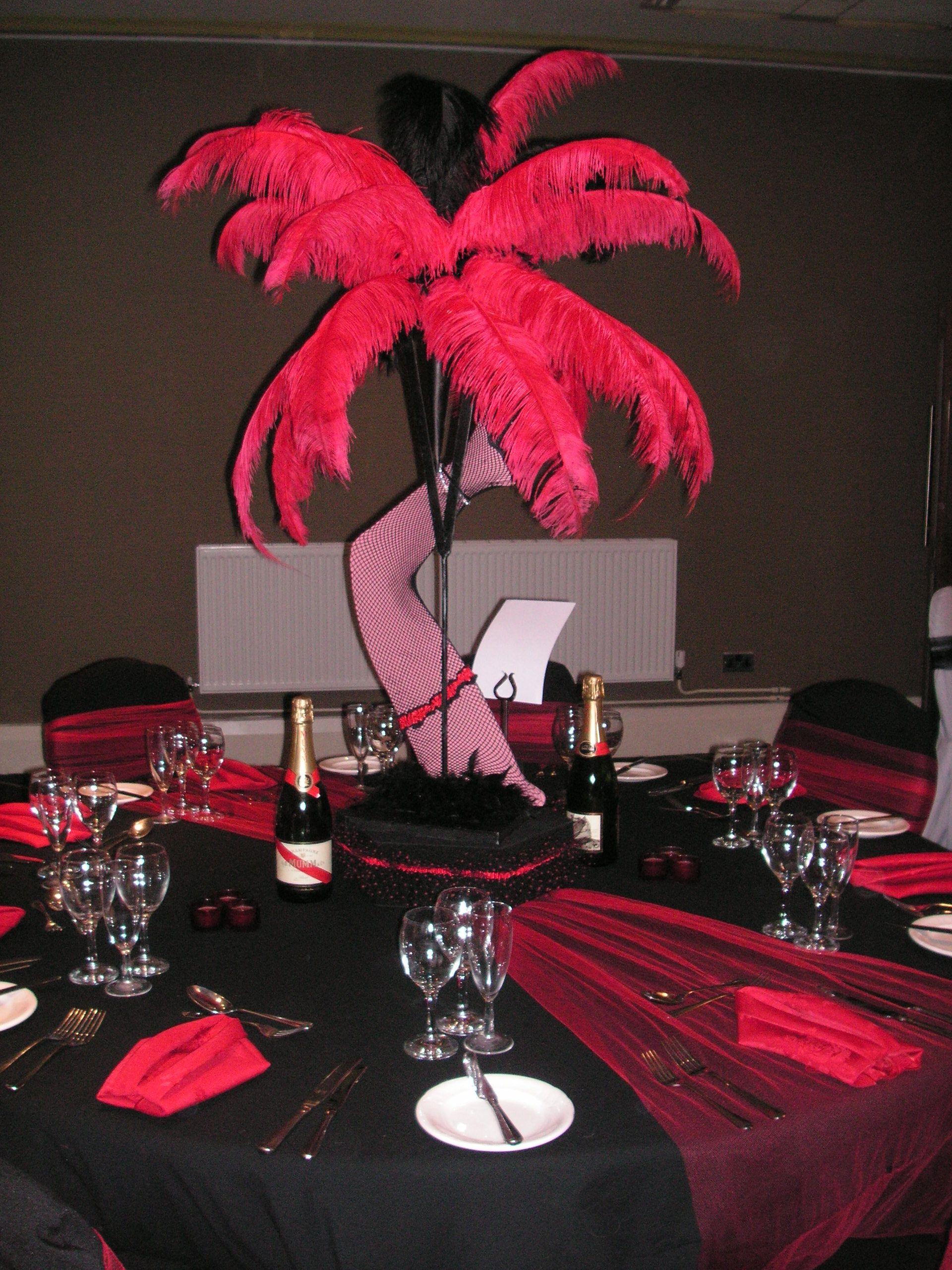 Moulin Rouge Event Themed Decor Ideas Sacramento Wedding Planner