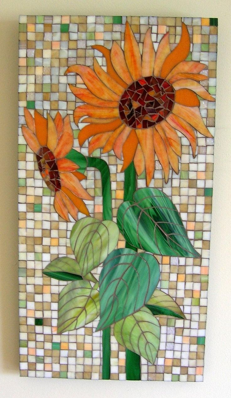 Pin by clauvrarei on DIY Projects   Mosaic art, Mosaic glass ...