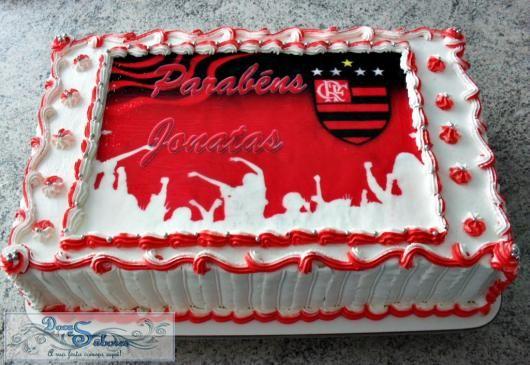 Bolo Do Flamengo 80 Modelos Fantasticos Para Torcedores Do Time