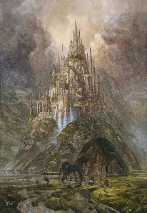 Tolkien Concept Art