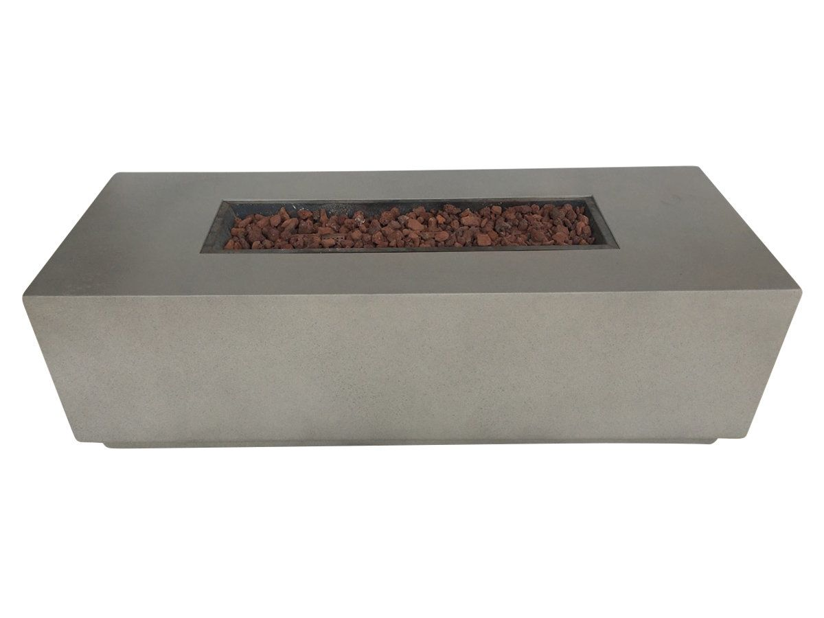 Torch Concrete Propane Gas Fire Pit Table Products