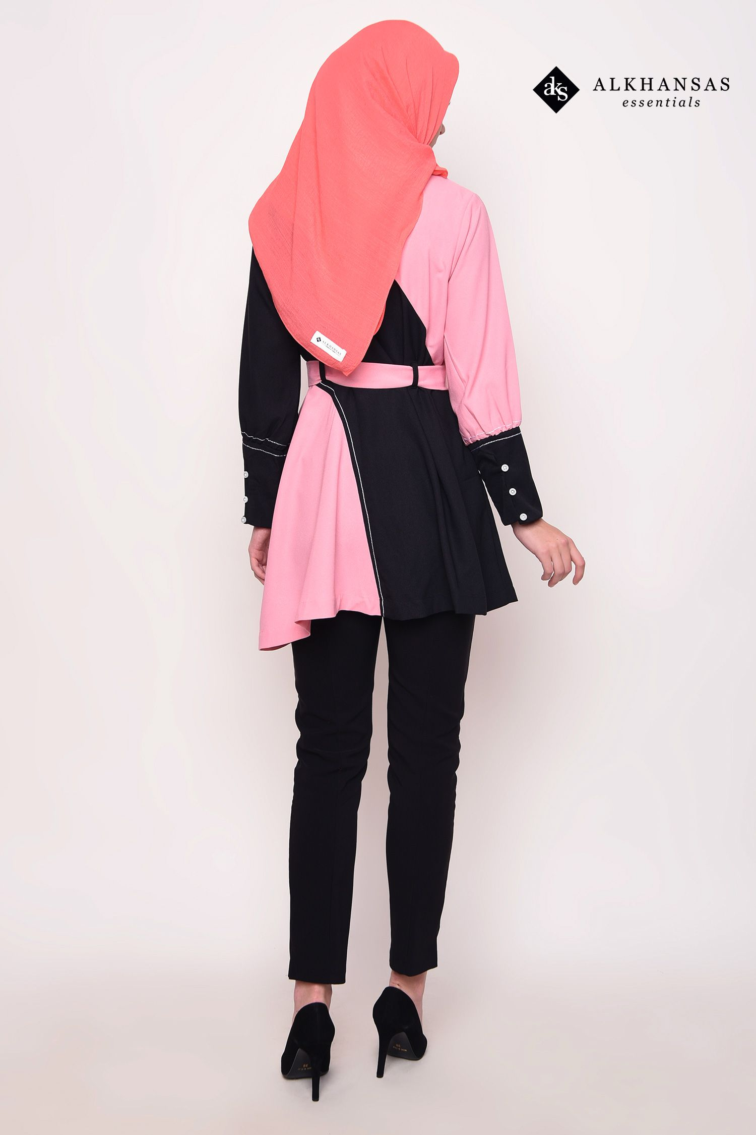 Fashion Designer Hijab Modest Fashion (Casual, daily, work outfit