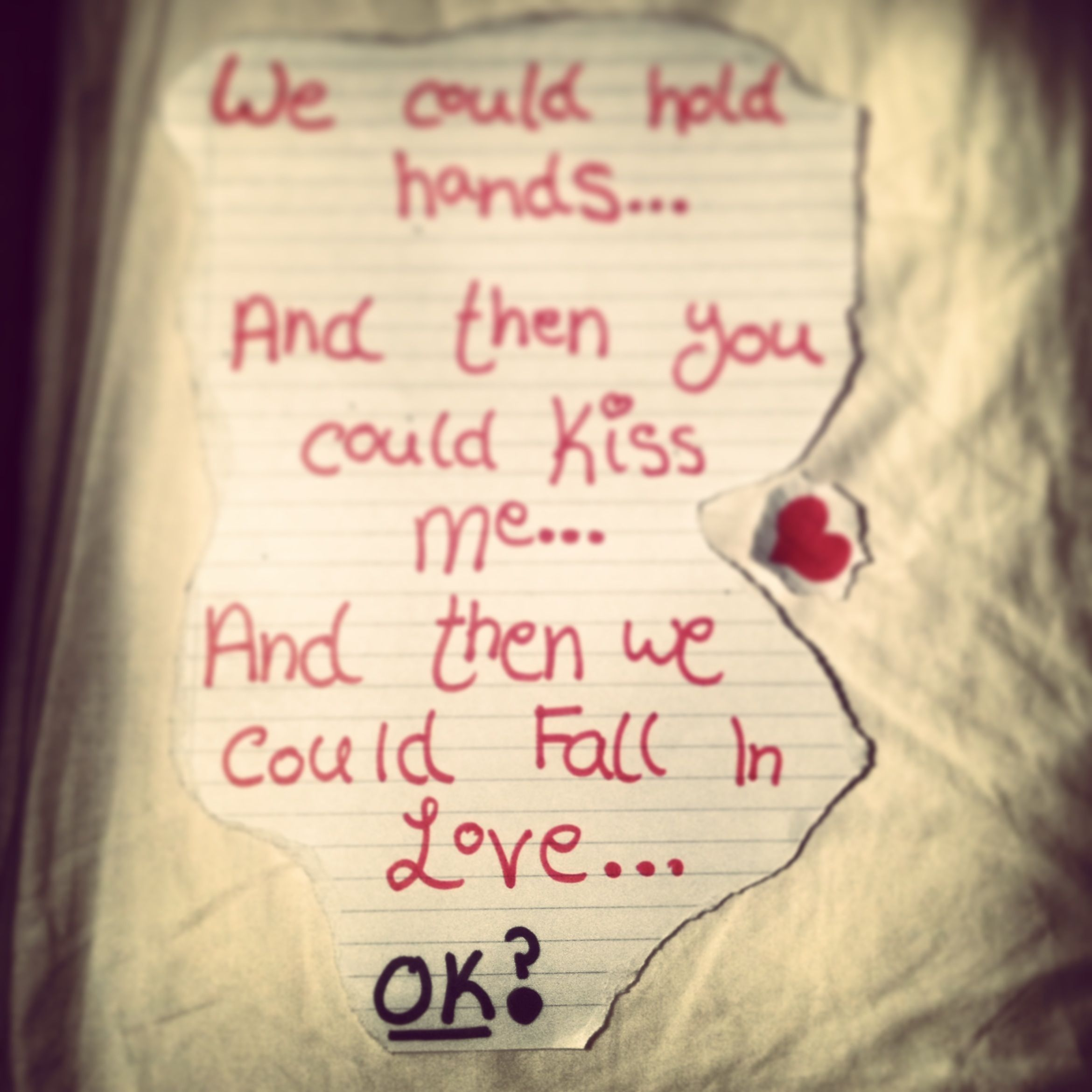 Think this is so cute.. <3