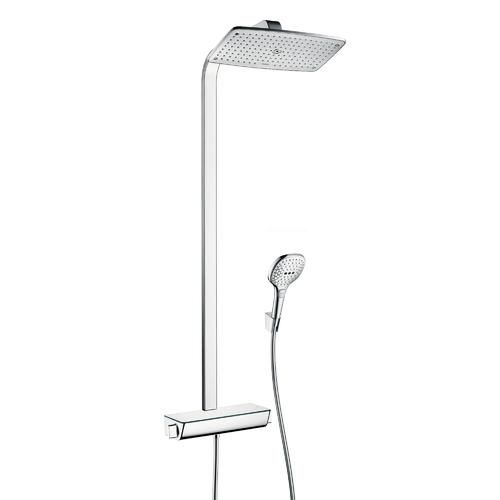 colonne de douche raindance select showerpipe 360 air