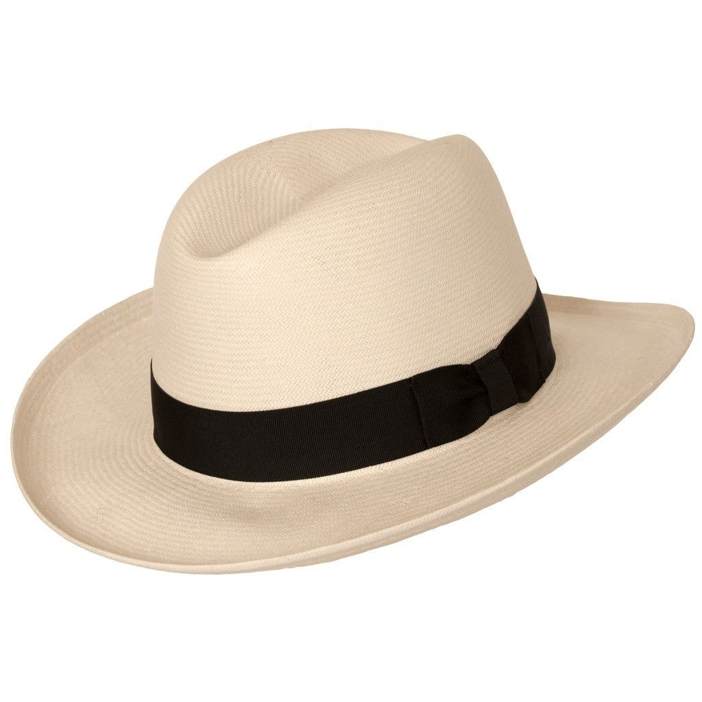 Homburg (Straw) | Products | Hats, Homburg, Summer hats