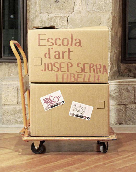 Escola d'Art Josep Serra i Abella