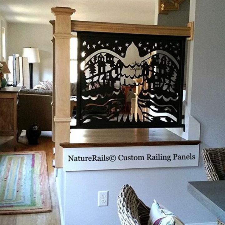 Painting, Artist, Metal Panels