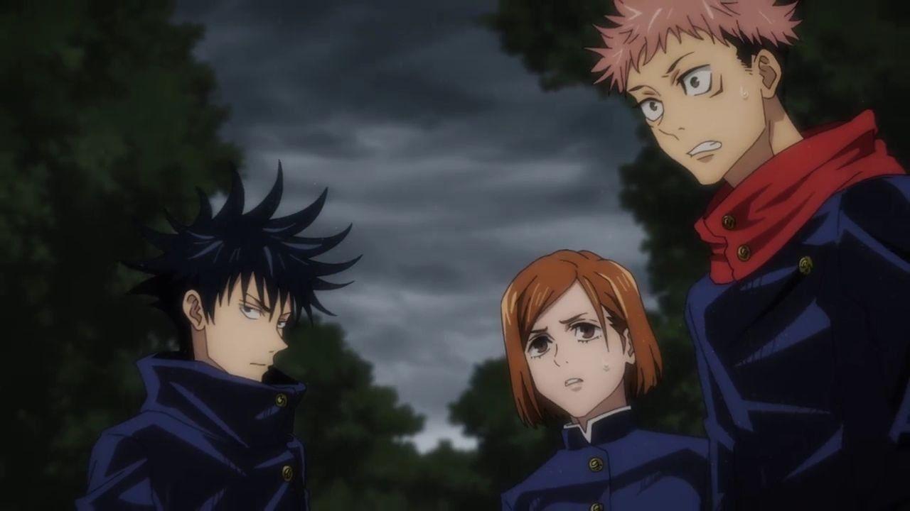 Jujutsu Kaisen Anime Jujutsu Anime Anime Fanart