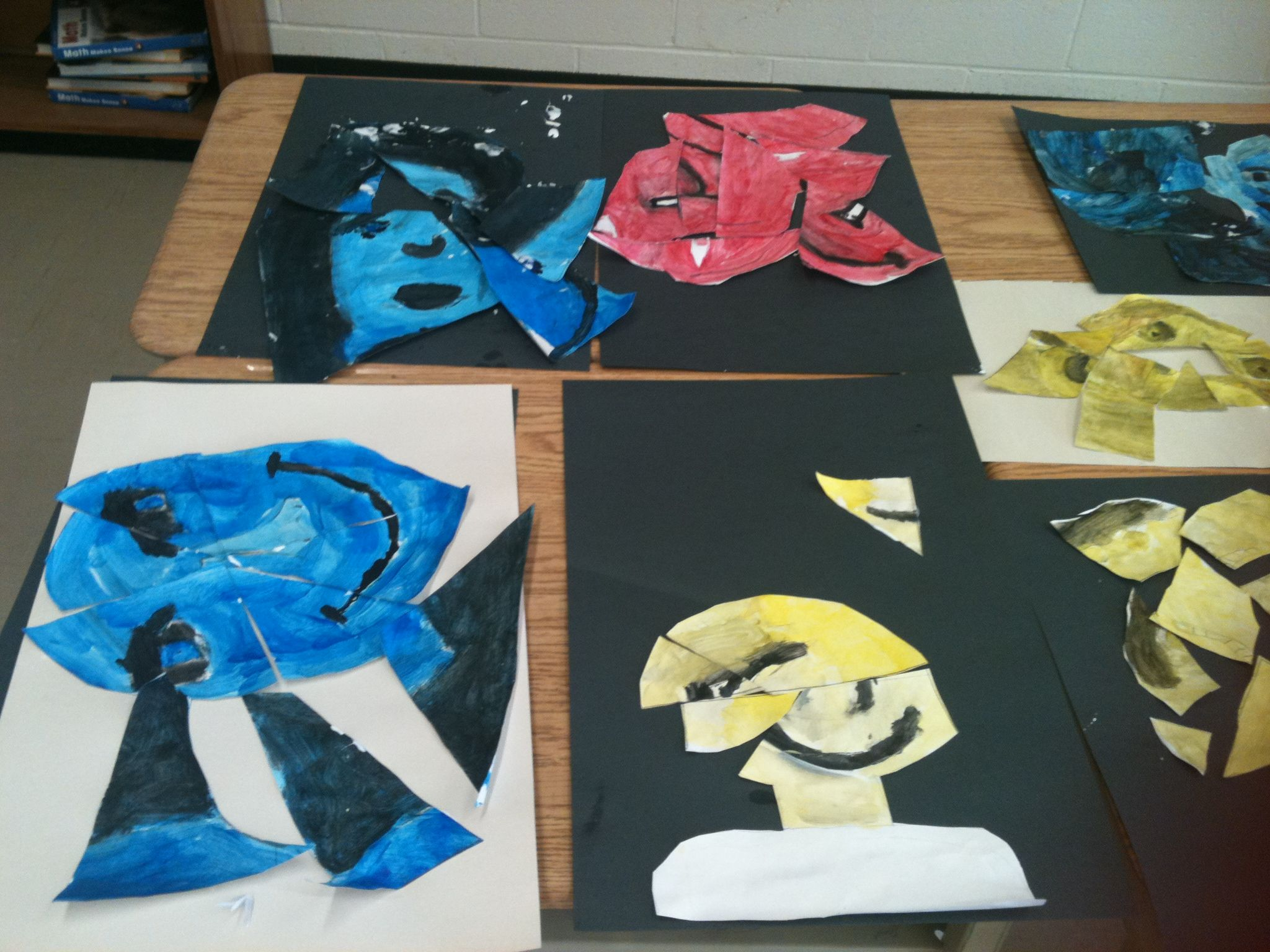 Teaching about Picasso's Blue Period and also cubism | Jr ...