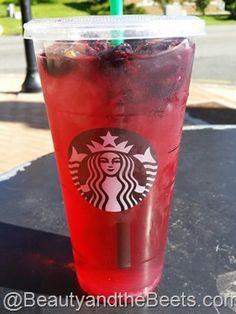 Very Berry Hibiscus Refresher A La Starbucks Recipe Recipes