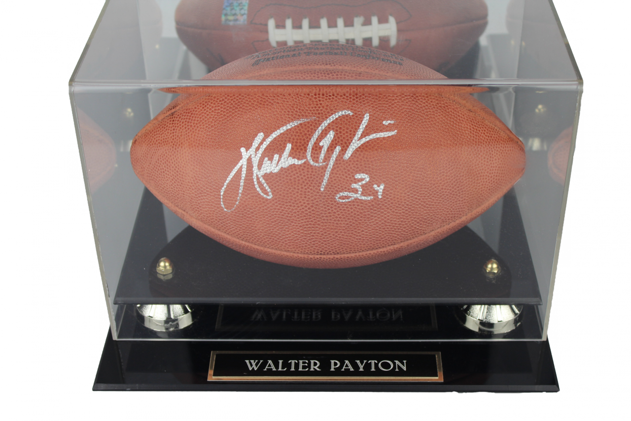 ICON Authentic WALTER PAYTON FOOTBALL, 899.00 (http