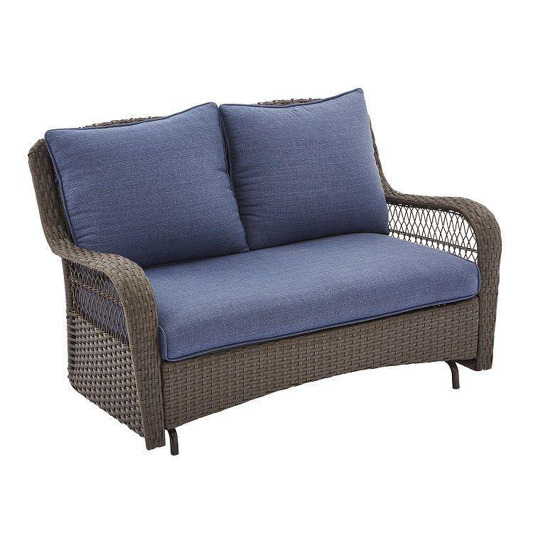 0fcf957aabb33d950c64981492d2a853 - Better Homes And Gardens Colebrook Outdoor Glider Bench