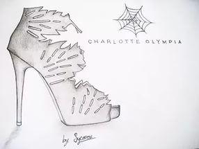 Karakalem Ayakkabi Cizimleri Picture Cizim Ayakkabilar Cizimler