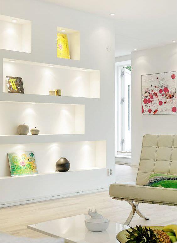 Librerie Moderne In Cartongesso.Libreria In Cartongesso La Guida Definitiva 2019 Foto Video