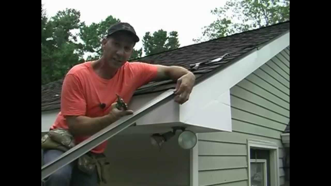 Installing Drip Edge On Your Roof Kitchen Drip Edge