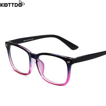 8be70ca7a8d KOTTDO Fashion Retro Reading Eyeglasses Men Women Brand Designer Eye  Glasses Spectacle Frame Optical Computer Eyewear Oculos