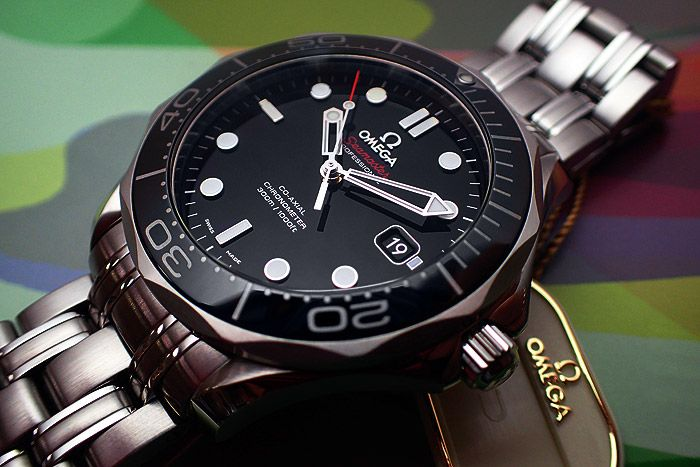 Omega Seamaster Professional Men s Co-Axial Ref. 212.30.41.20.01.003 ... f8b845a9bf