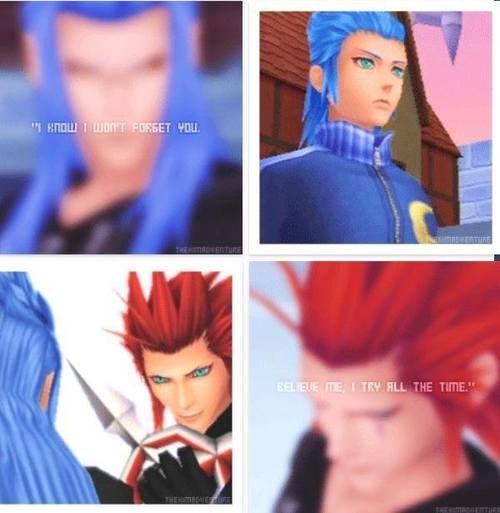 - Kingdom Hearts
