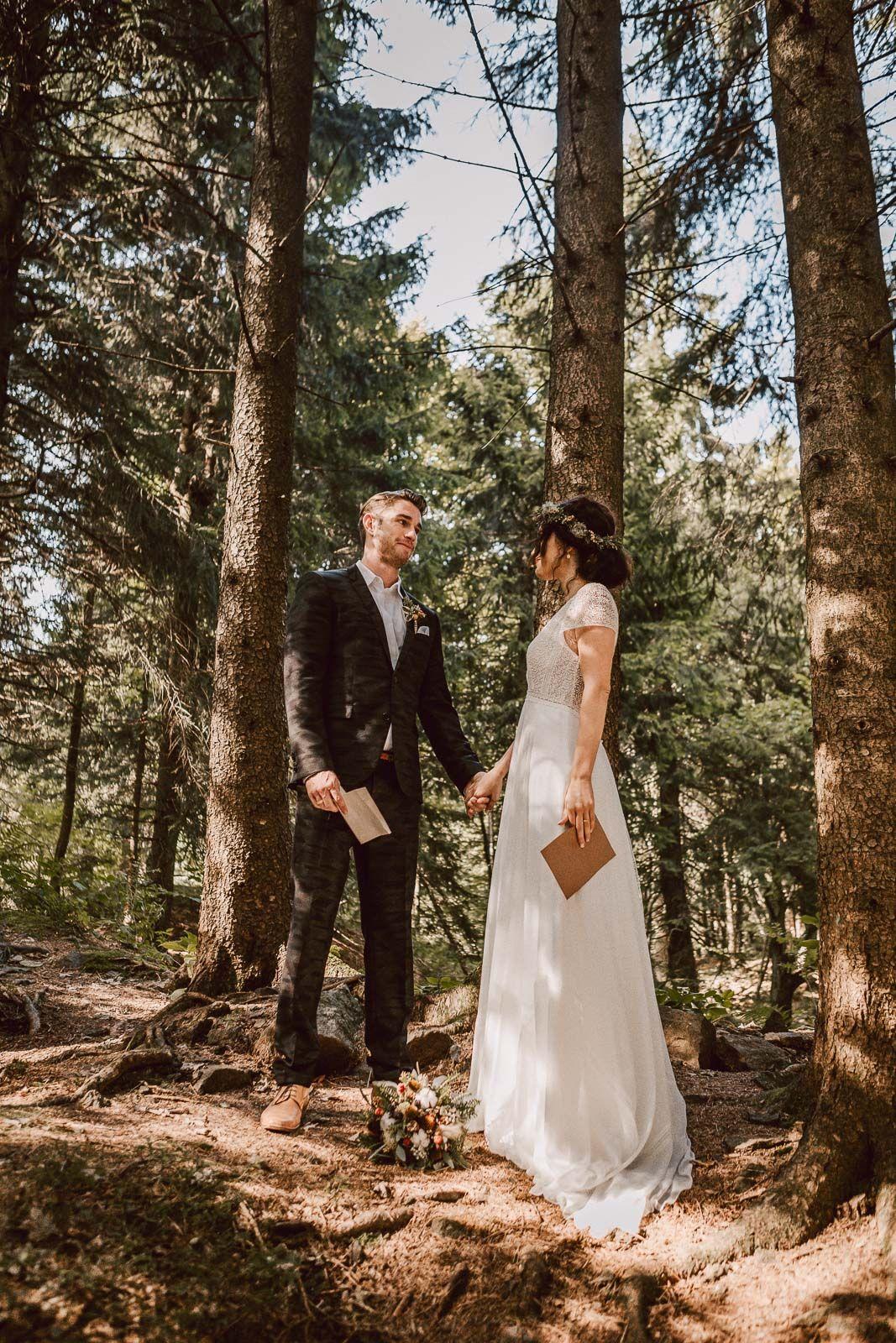 Wild elopment travelling wedding ocean wedding boho wedding