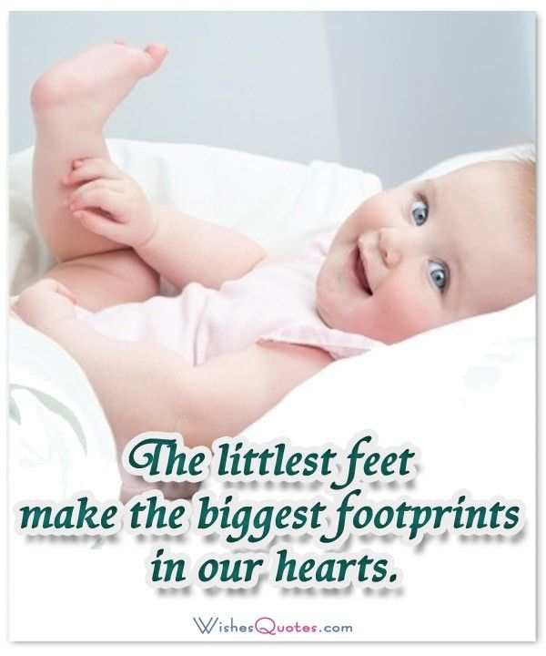 50 Of The Most Adorable Newborn Baby Quotes Positive Inspirational