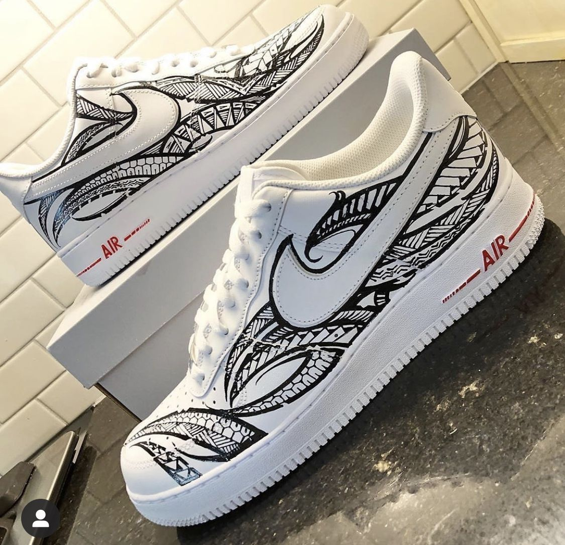 Pin on Nike Air Force 1 's