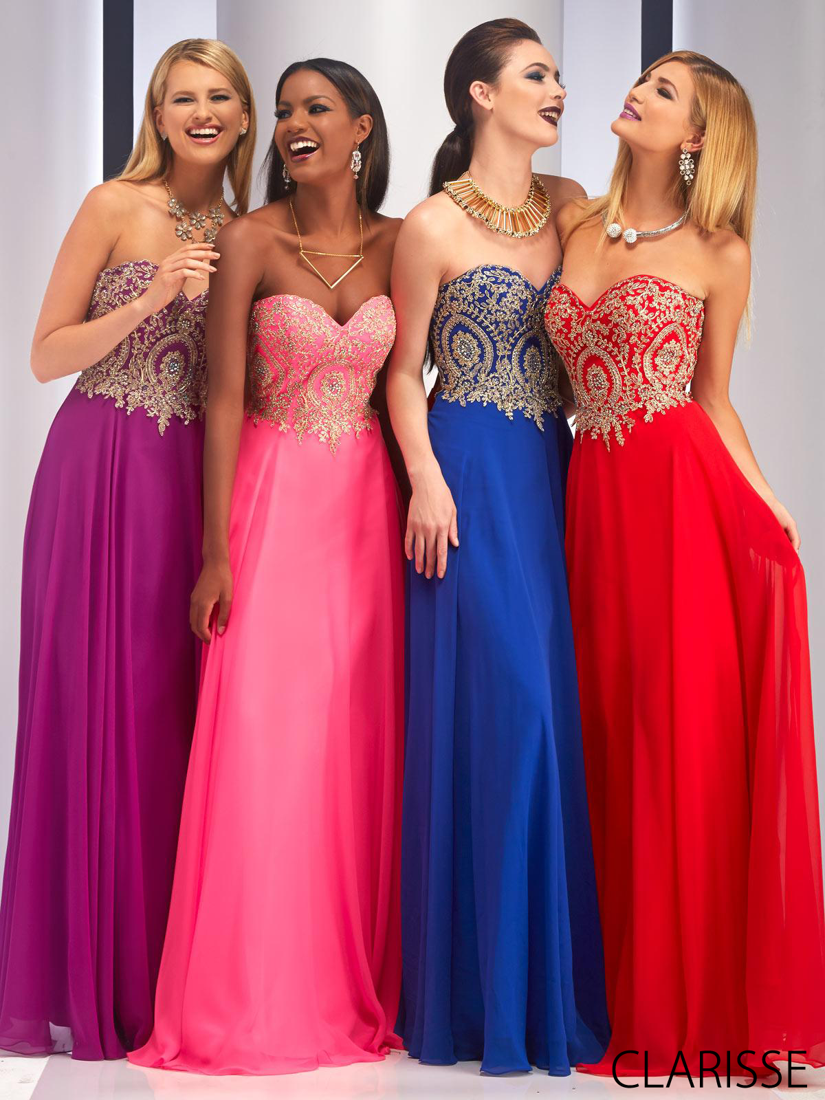 Black Chiffon Prom Gowns Pageanat