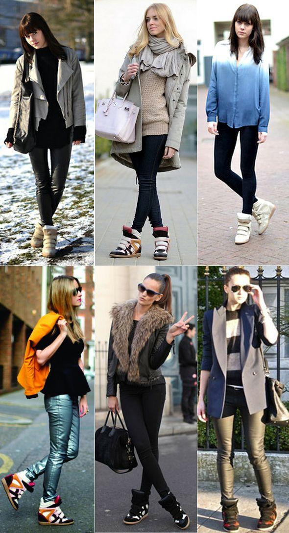 Hidden heel Sneakers 3   Depois dos Quinze  