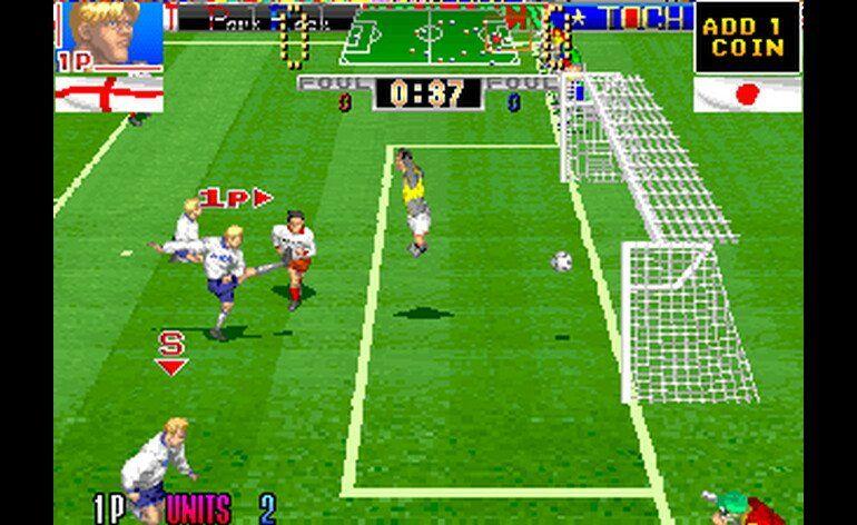 Play Hat Trick Hero 93 Ver 1 0a 1993 02 28 Hero Play Retro Gaming