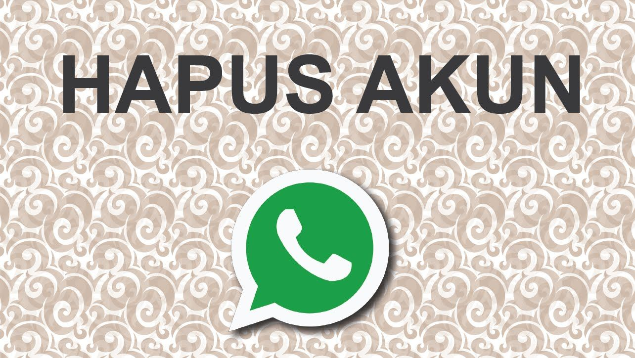 Menghapus akun Whatsapp 2015 whatsapp gratis video