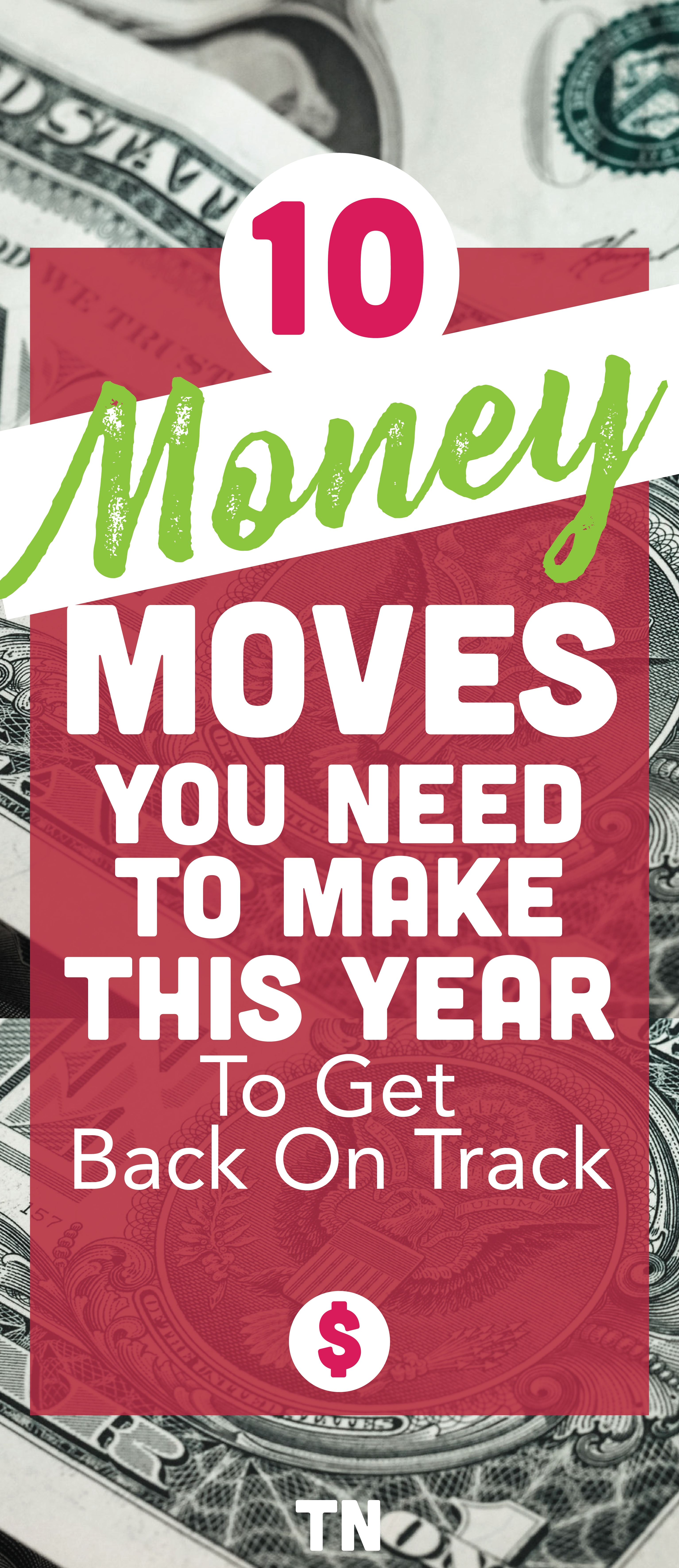 9 easy steps to get your money back on track this year personal