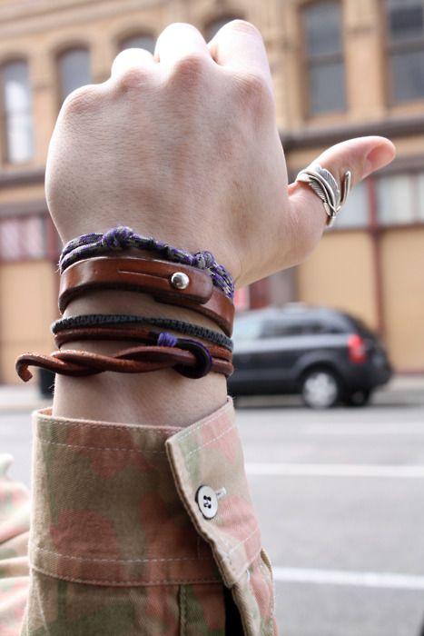 Guys Bracelets