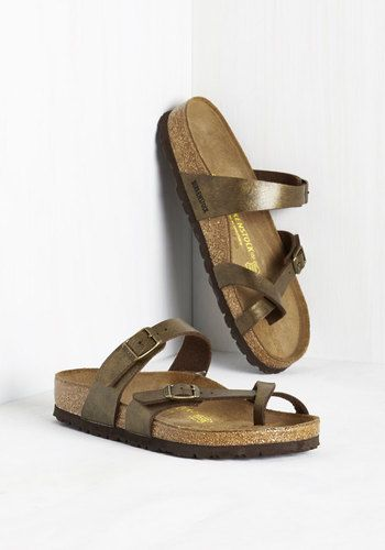 The qualities of a Birkenstock sandal