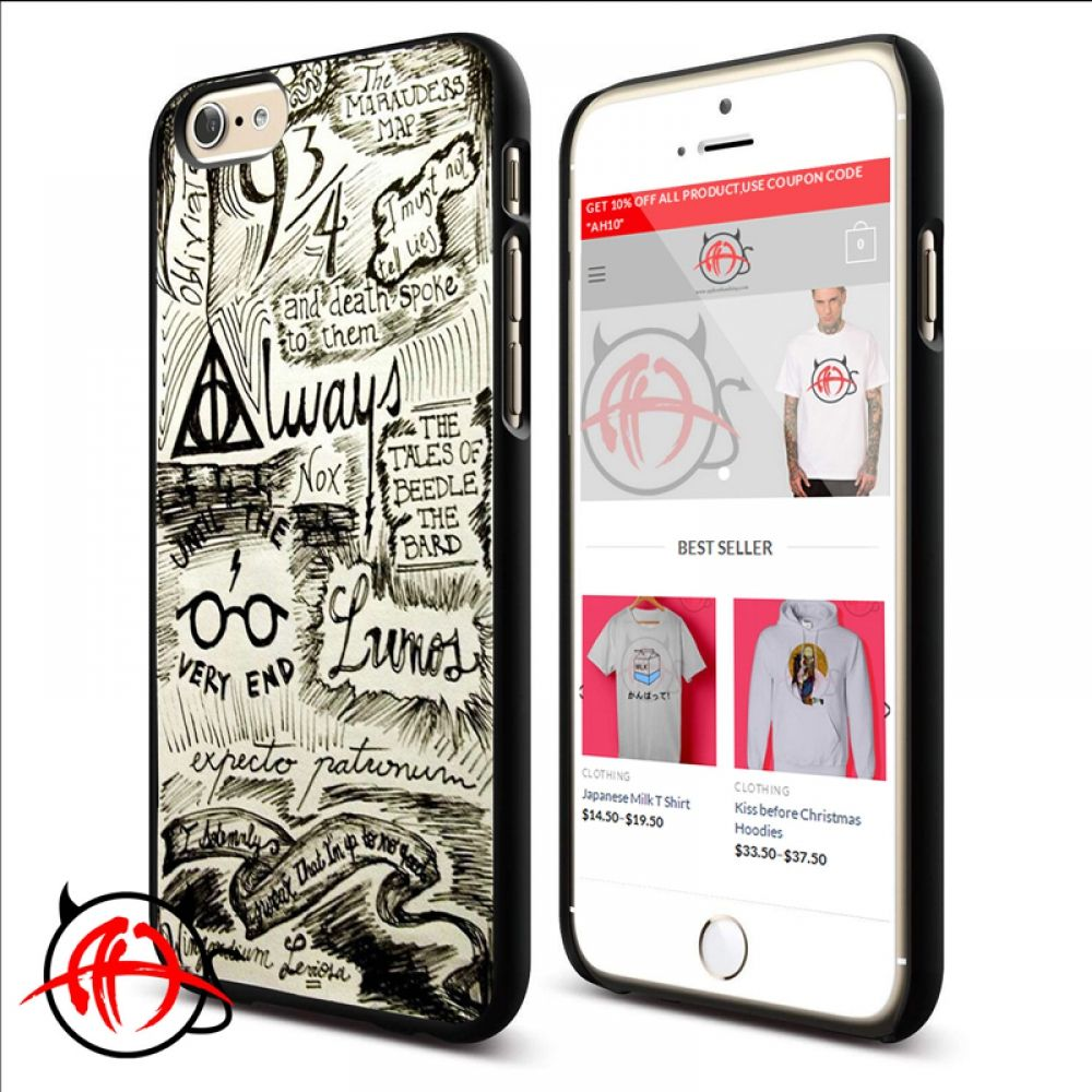 Harry Potter Quote Collage Phone Cases Trend Agilenthawking